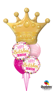 Happy Birthday Princess - Balloonery