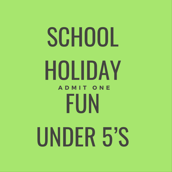 School Holiday Fun Under 5's - Balloonery