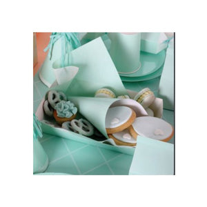 Paper Party Greaseproof Paper Mint Green - Balloonery