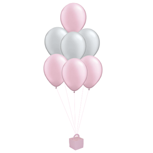 7 Balloon Bouquet - Balloonery