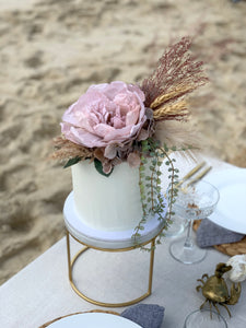 Native Floral Cake Topper
