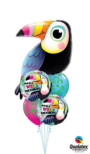 A Very Beaky Birthday! - Balloonery