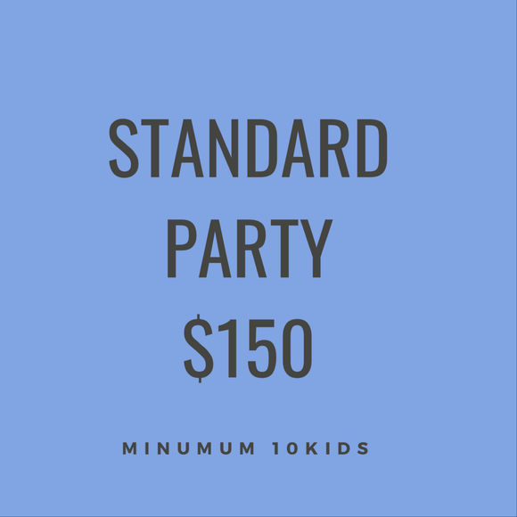 Standard Party $150 - Balloonery