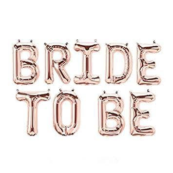 Bride to Be - Balloonery
