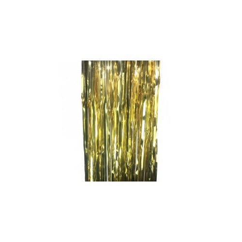 Metallic Curtain Gold - Balloonery