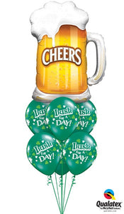 Cheers! It's St. Patty's Day! - Balloonery