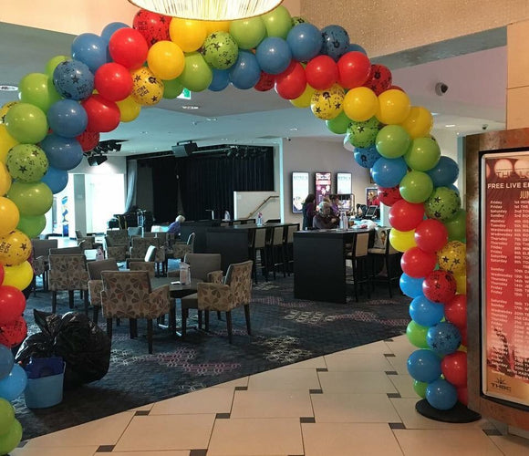 Small Arch - Balloonery