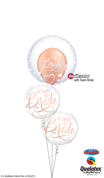 Team Bride - Balloonery