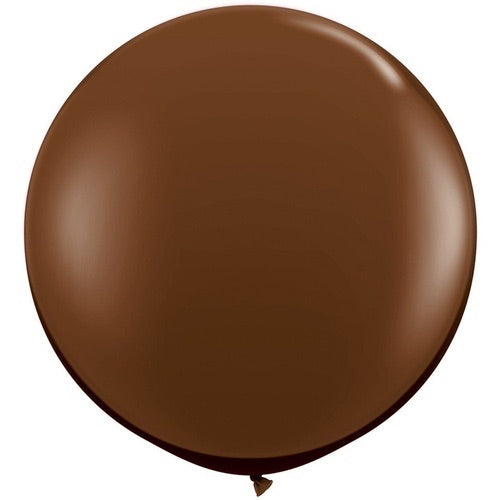 Chocolate Brown - Balloonery
