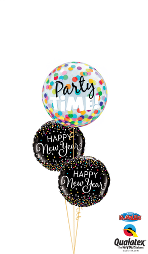 New Year's Eve Party Time - Balloonery