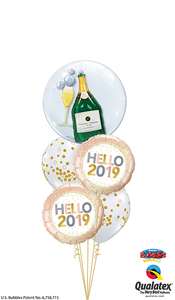 Hello, New Year! - Balloonery