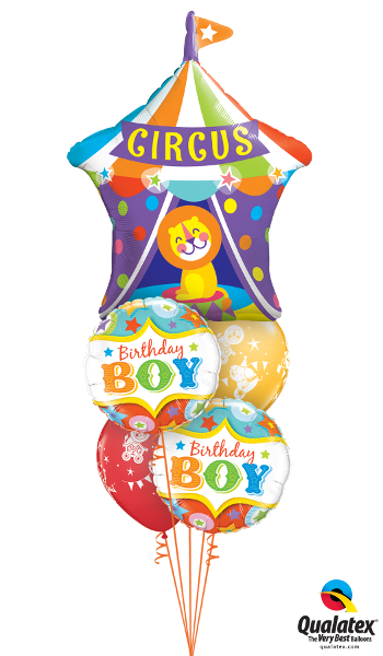 Birthday Boy Circus - Balloonery