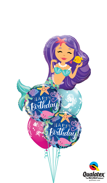 Magical Mermaid - Balloonery