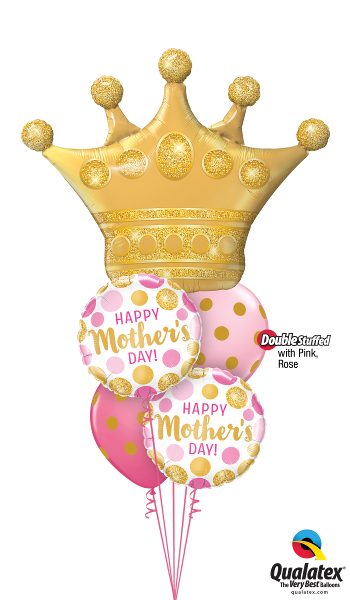 Mother's Day Queen - Balloonery