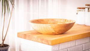 Large Maple Bowl 16+ 9933