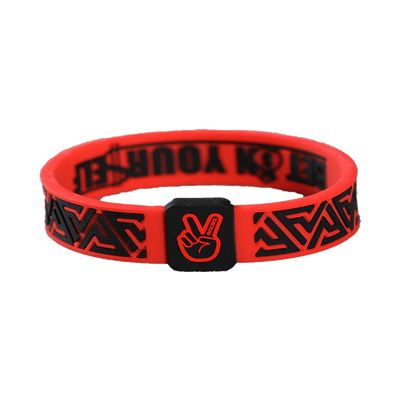 "FVV/DEUCE ""Bet On Your$elf"" Wristband"