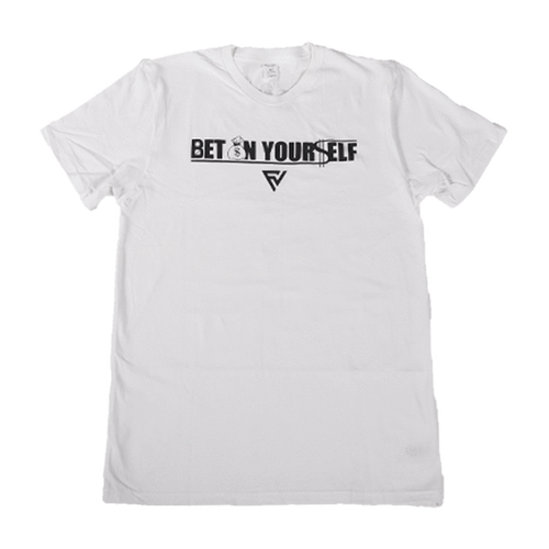 "Bet On Yourself ""Tagline"" T-Shirt"
