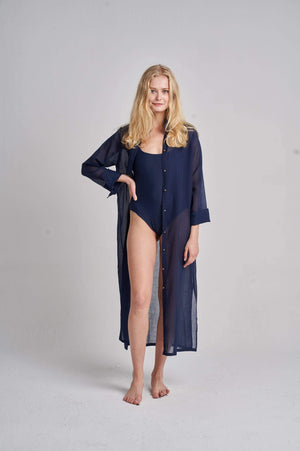 KAFTAN SHADE IN ROYAL BLUE