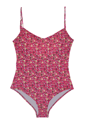 ONE PIECE OLIVIA IN FUSHIA ROSE