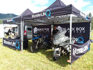 WunderLINQ at the Touratech Rally West 2019