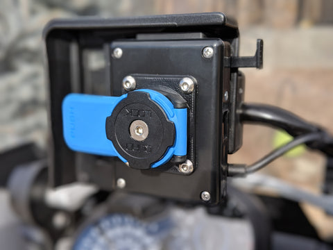 Quad Lock Mount
