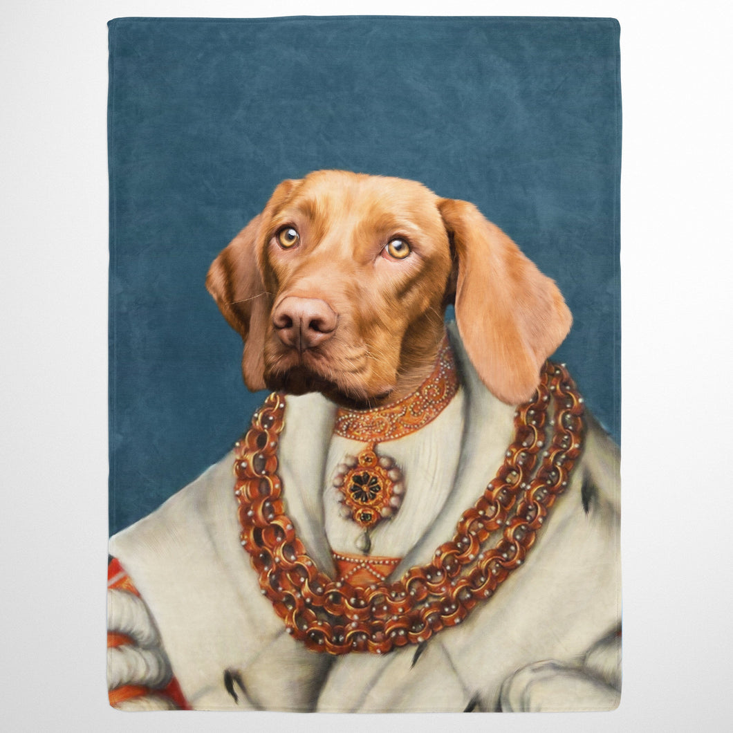 The Heiress - Custom Pet Blanket