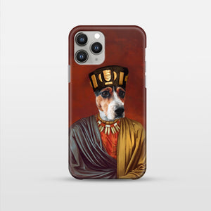 The African King - Pet Art Phone Case