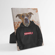 Load image into Gallery viewer, The Hypebeast - Custom Standing Canvas