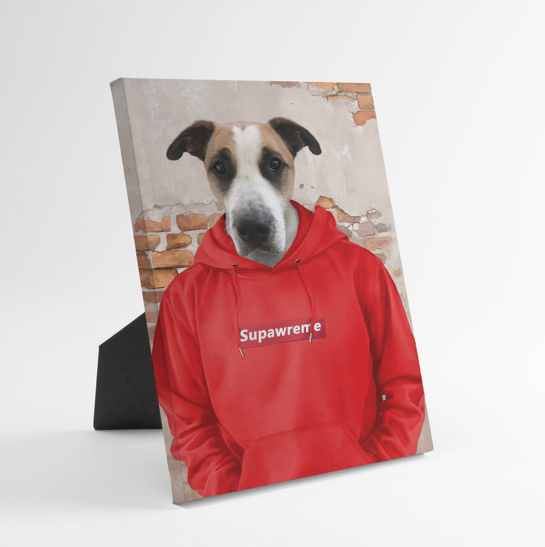 The Hypebeast - Custom Standing Canvas
