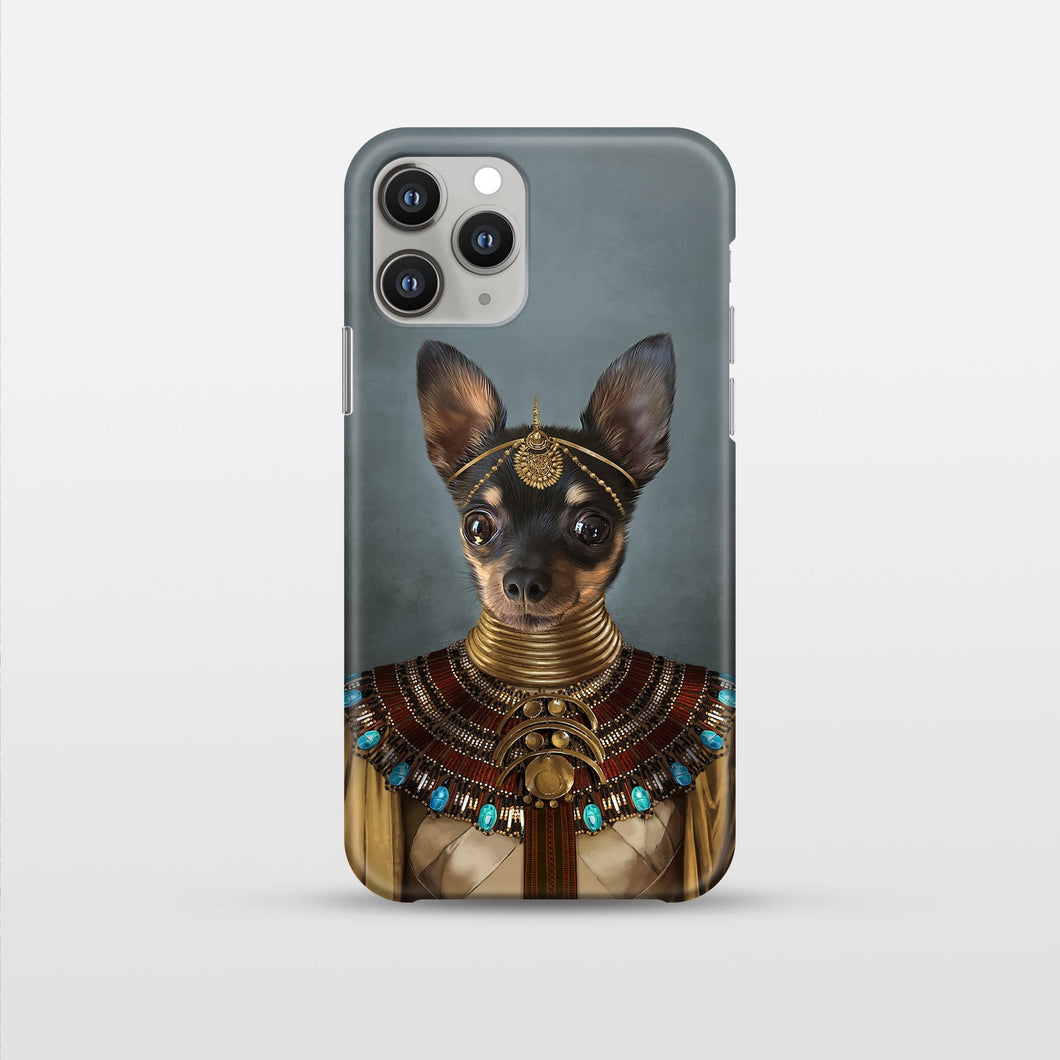 The Nubian Queen - Pet Art Phone Case