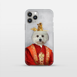 The Asian Emperor - Pet Art Phone Case