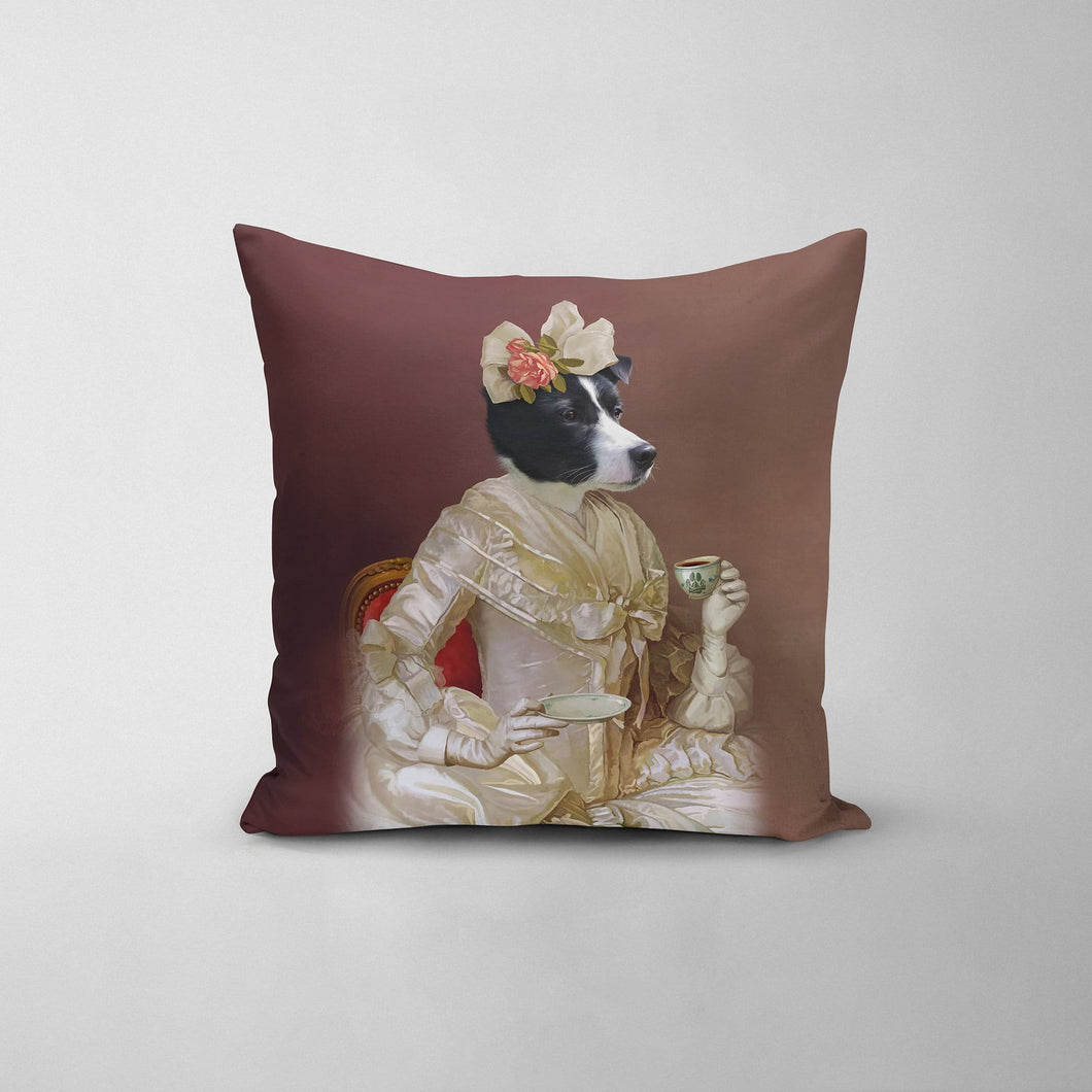 The Sweetheart - Custom Throw Pillow