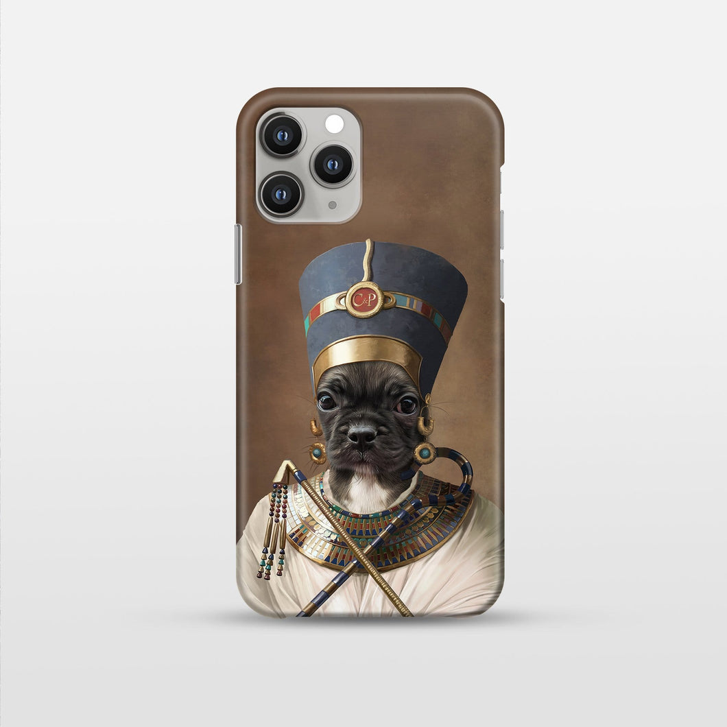 The Egyptian Queen - Pet Art Phone Case
