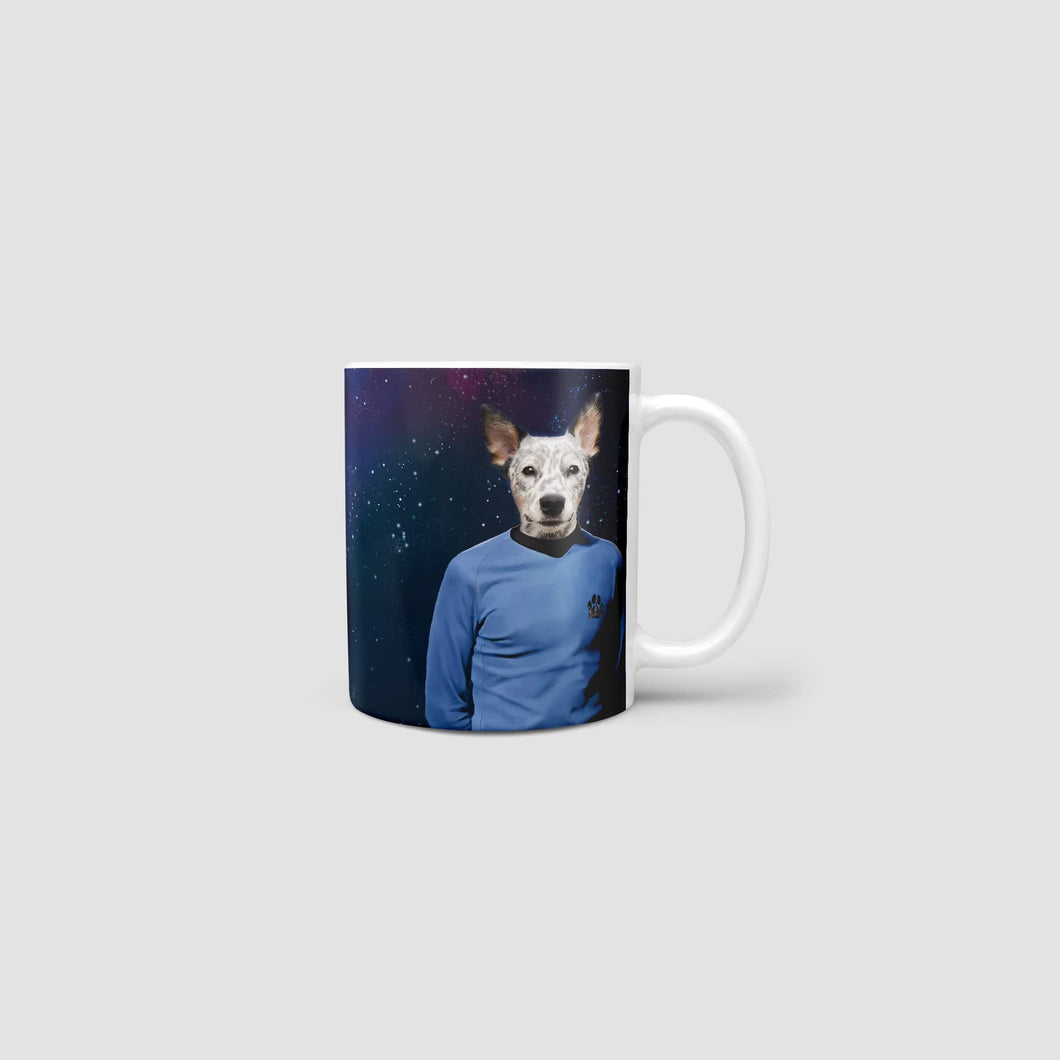 The Trekkie - Custom Mug
