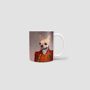 The Red General - Custom Mug