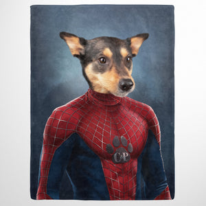 The Spiderpet - Custom Pet Blanket