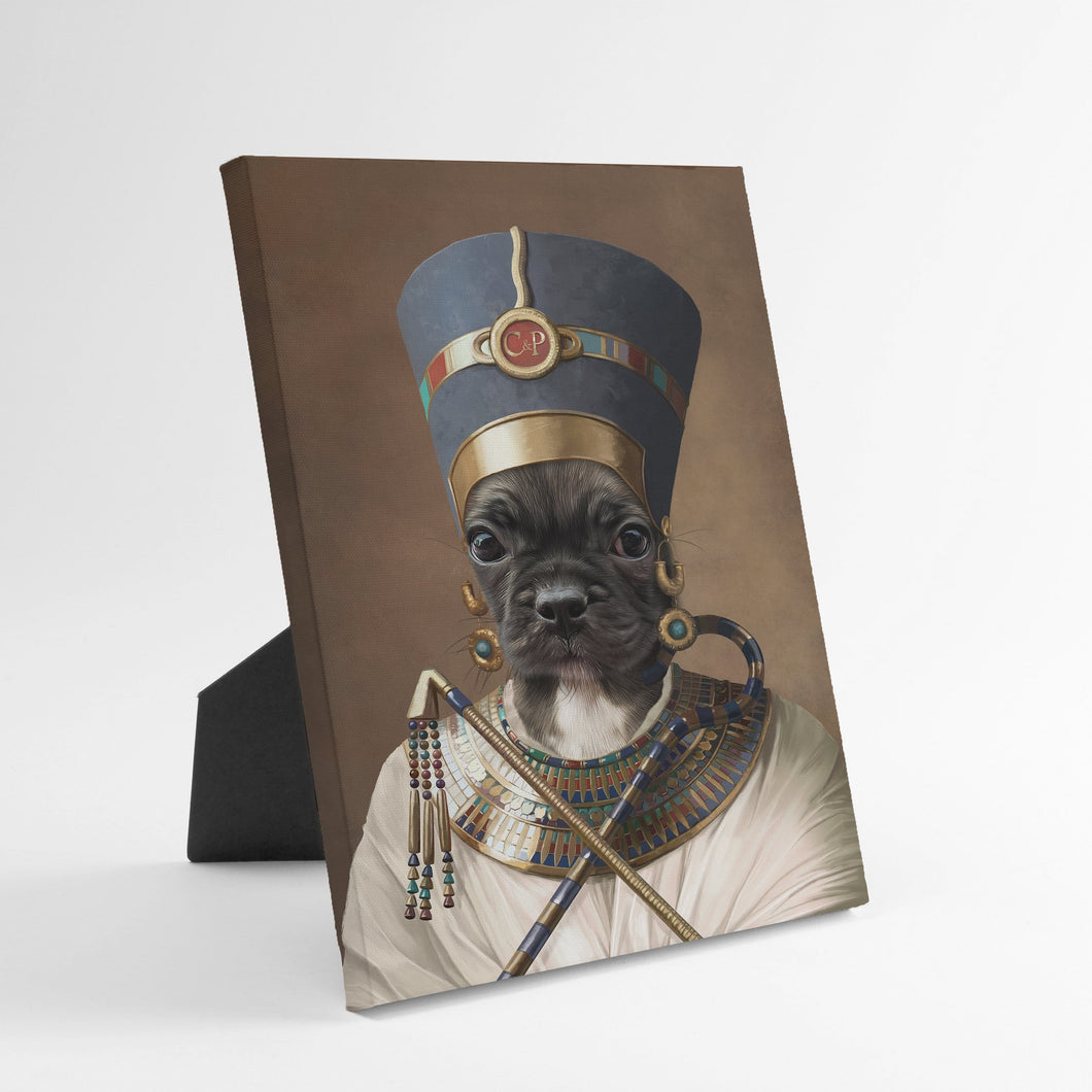 The Egyptian Queen - Custom Standing Canvas