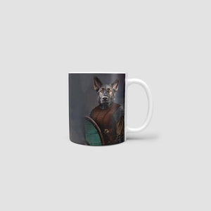 The Shieldmaiden - Custom Mug
