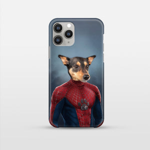 The Spiderpet - Pet Art Phone Case