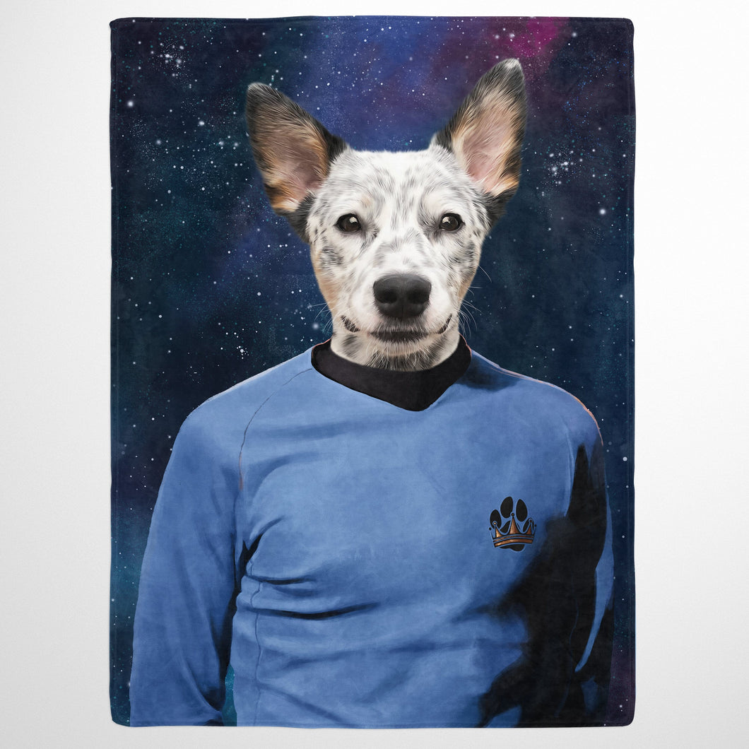 The Trekkie - Custom Pet Blanket