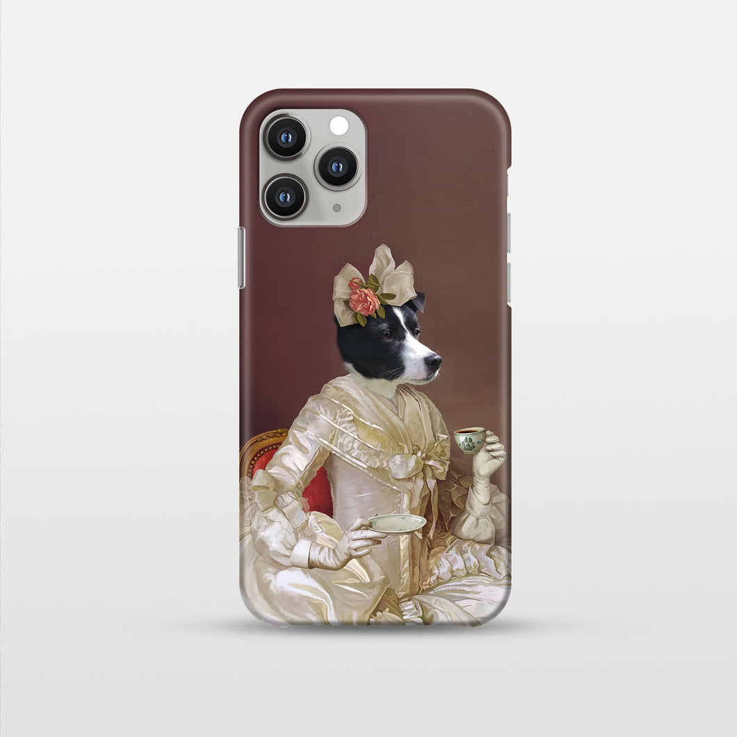 The Sweetheart - Pet Art Phone Case