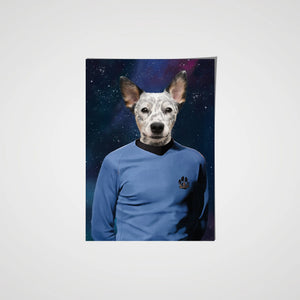 The Trekkie - Custom Pet Poster