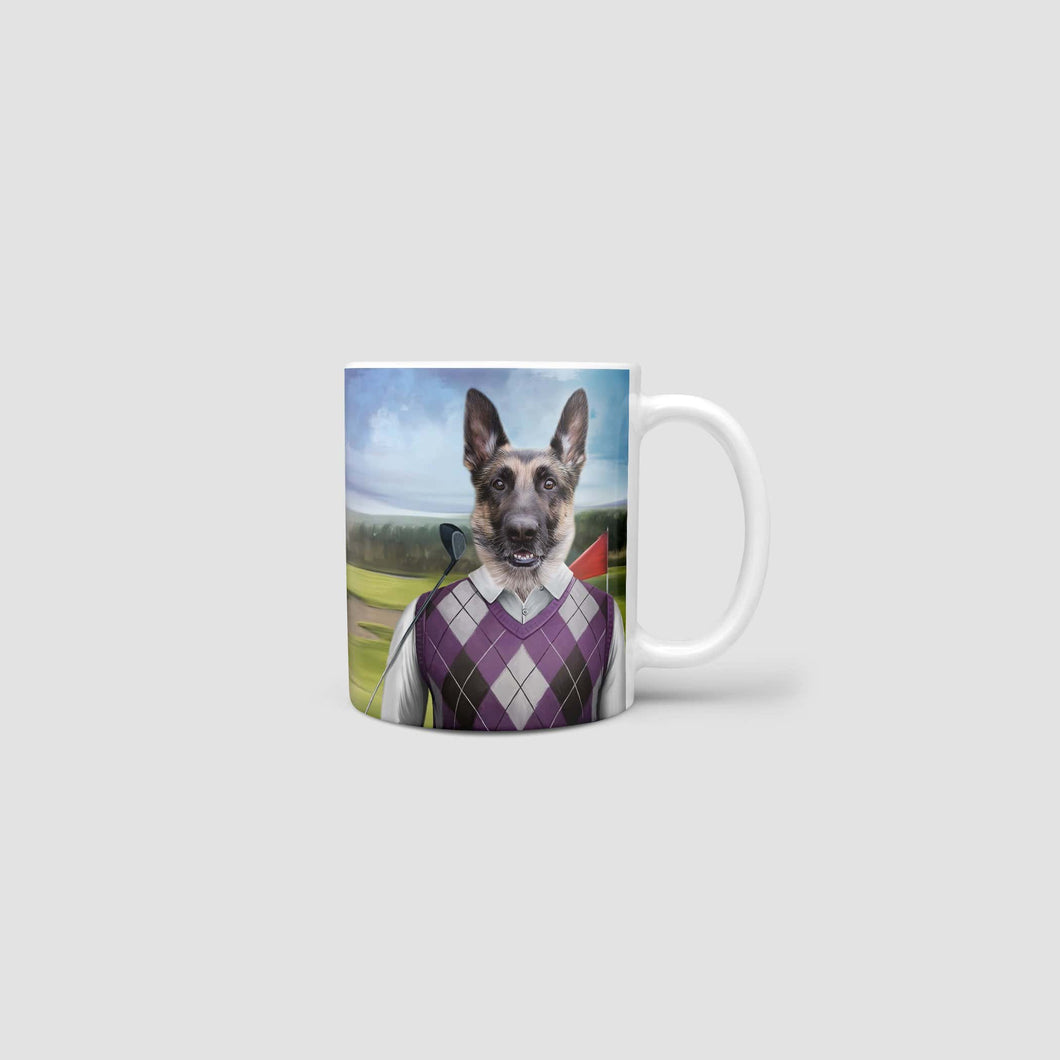 The Golfer - Custom Mug