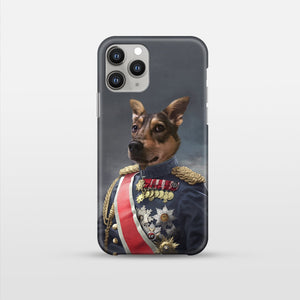 The Sergeant - Pet Art Phone Case