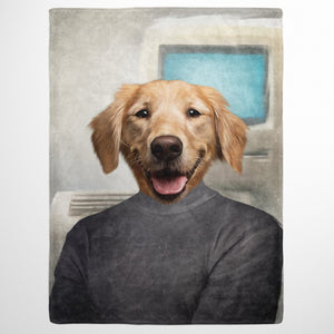 The Steve - Custom Pet Blanket