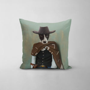 The Lone Ranger - Custom Throw Pillow