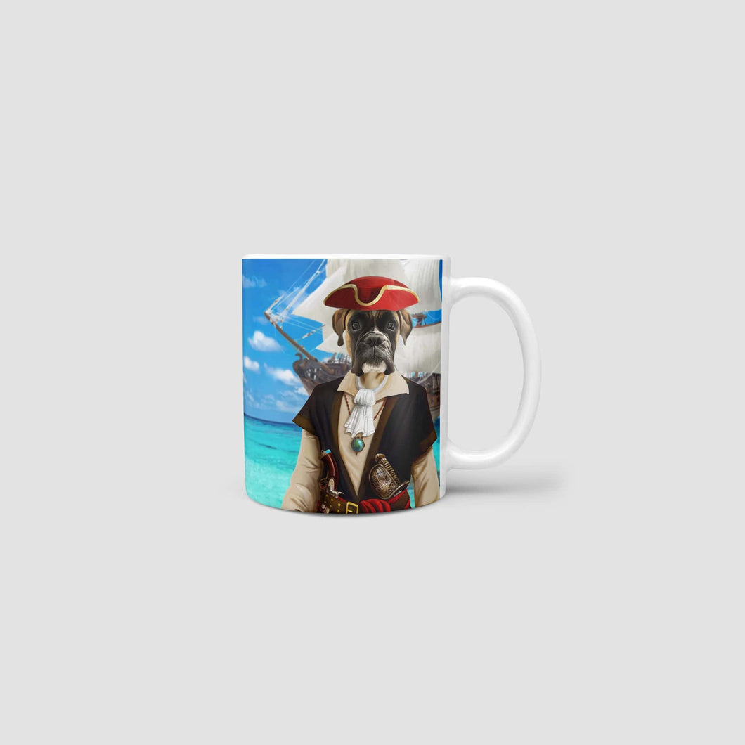 The Buccaneer - Custom Mug