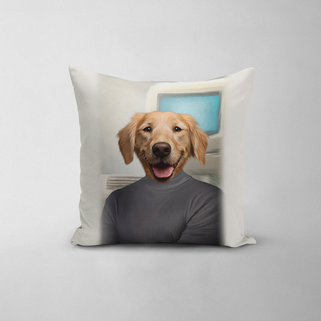The Steve - Custom Throw Pillow