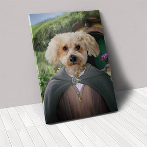 The Ringbearer - Custom Pet Canvas
