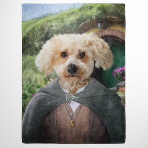 The Ringbearer - Custom Pet Blanket
